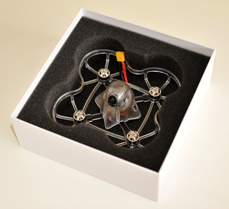 Skystars GhostRider X95 FPV Racing Drone レビュー(6)