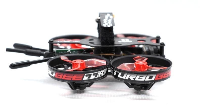 iFlight TurboBee 77R Micro FPV Race Whoop レビュー(13) / 振動対策