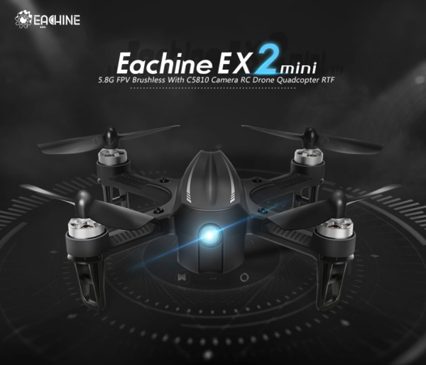 セール情報:Eachine EX2mini