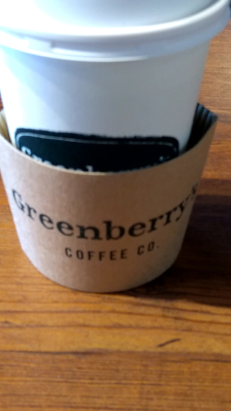 Greenberry's COFFEE 珈琲レビュー