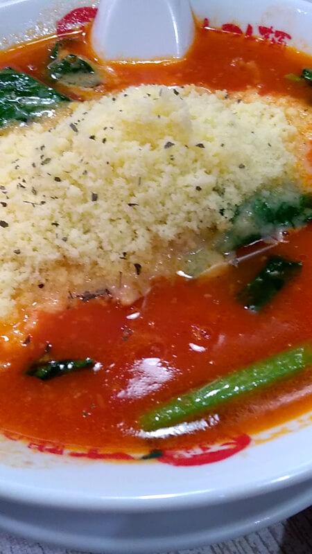 太陽のトマト麺 福島支店 口コミ