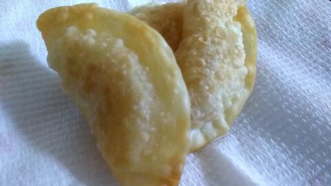 アップルパイ餃子皮