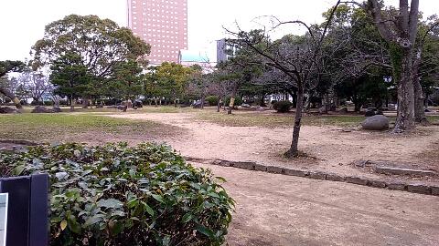 和歌山城 二之丸