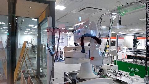 ロボット導入
