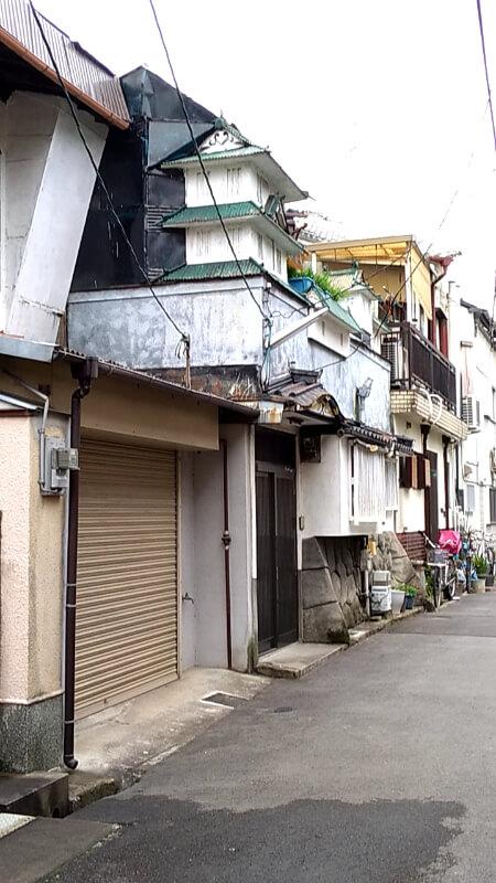 小阪城 東大阪観光