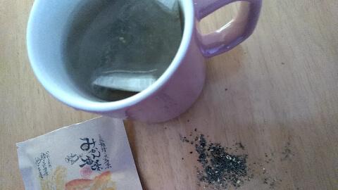 みかん番茶 はっさく番茶