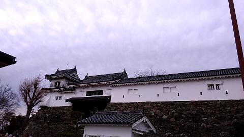 和歌山城 門