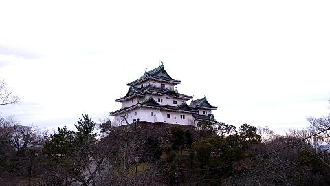 和歌山城 天守閣