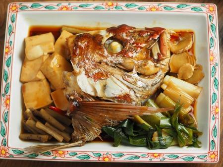 鯛かぶと煮004