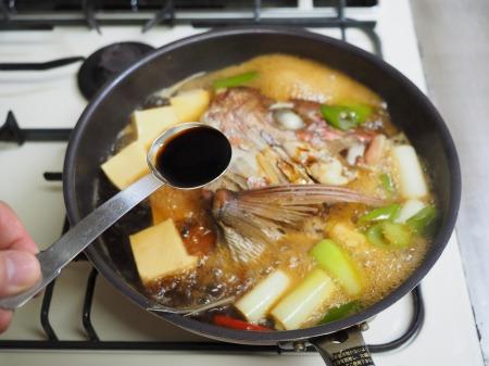 鯛かぶと煮041