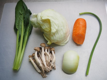 野菜たっぷりラーメン027