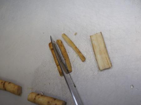 金時鯛の煮付け044