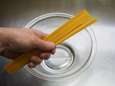 温玉カルボナーラ鍋レシピ024