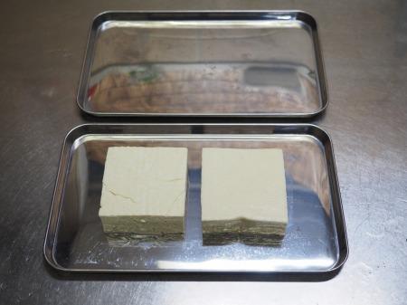 木綿豆腐肉巻き照り焼き068