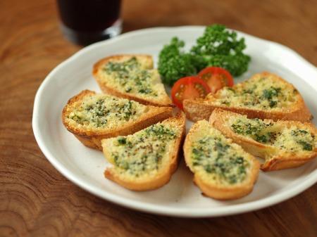 チーズガーリックトースト37