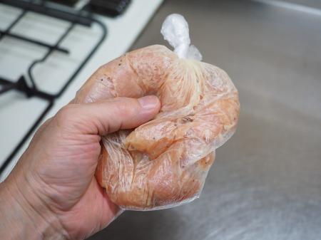 鶏むね肉ととうもろこしの甘酢051