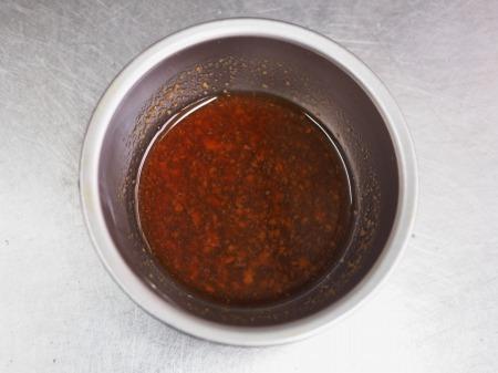 豚肉の梅しそ焼き064