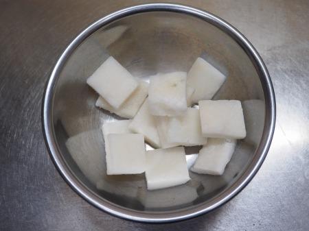 ロールイカのチリソース炒め022
