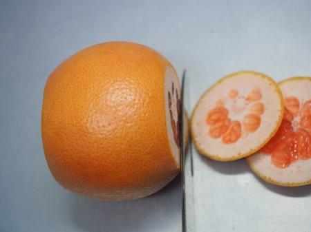 タコとサーモンのフルーツサラダ030
