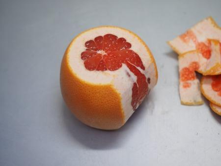 タコとサーモンのフルーツサラダ033