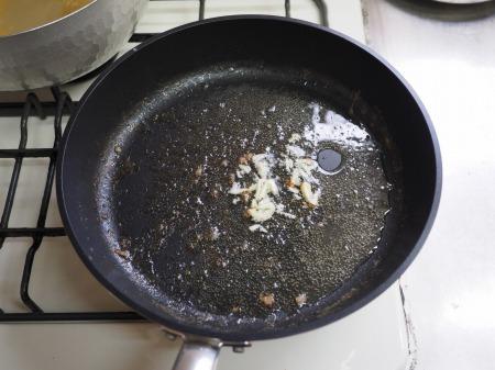 あんかけスパゲティ、ハンバーグ047
