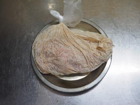 鶏むね肉のアンチョビマヨネーズ022