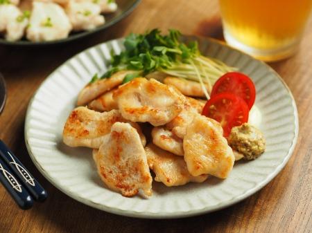 水晶鶏の冷凍保存022