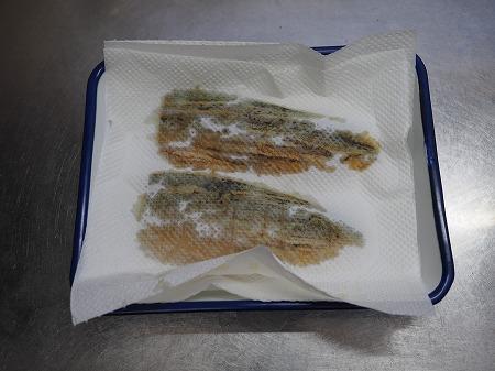 甘塩さばで焼きさば寿司051