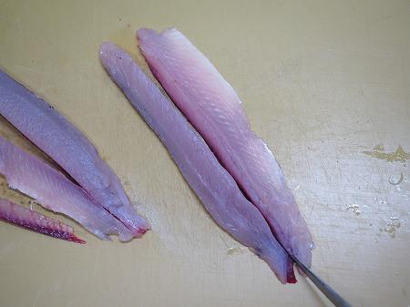 トビウオの刺身、たたき047