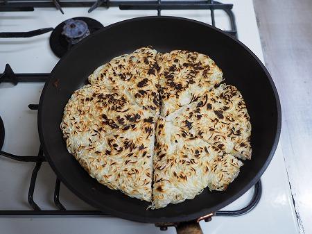 かた焼きそうめんピザ023
