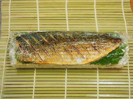 焼き鯖寿司053