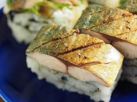 焼き鯖寿司031