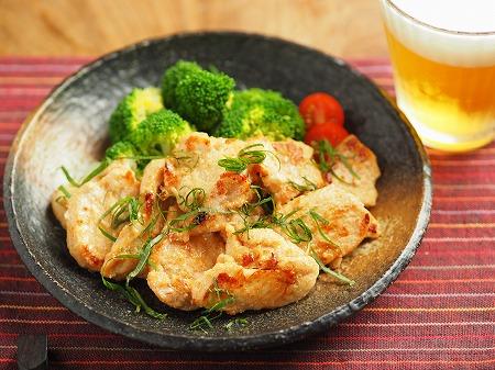 鶏むね肉の明太焼き018