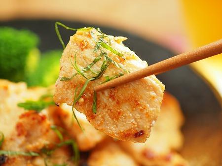 鶏むね肉の明太焼き038