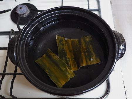 炙り鶏の水炊き043