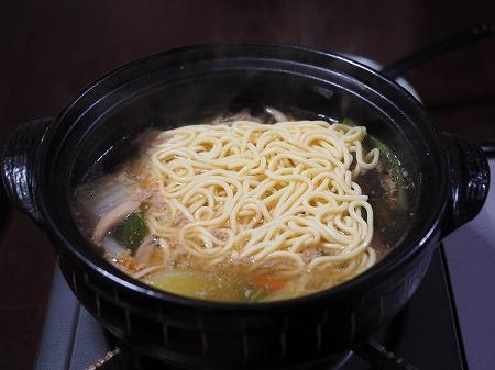 炙り鶏の水炊き055