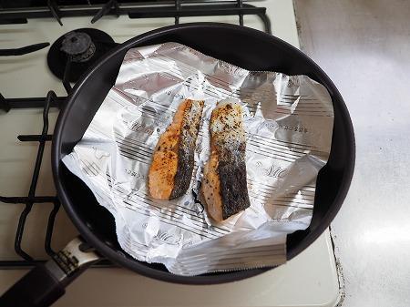 秋鮭こしょう飯021