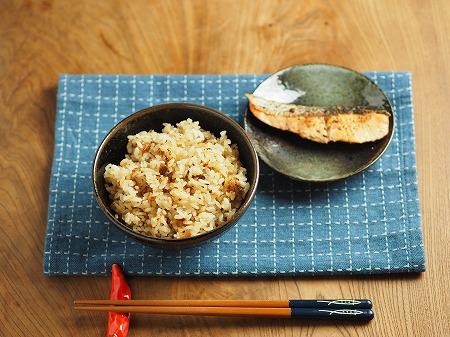 秋鮭こしょう飯001