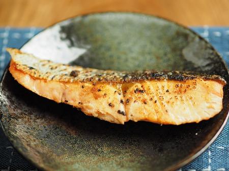 秋鮭こしょう飯006