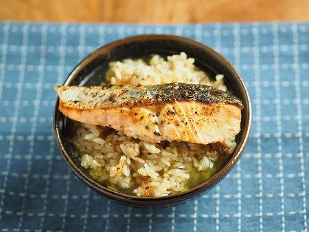 秋鮭こしょう飯016