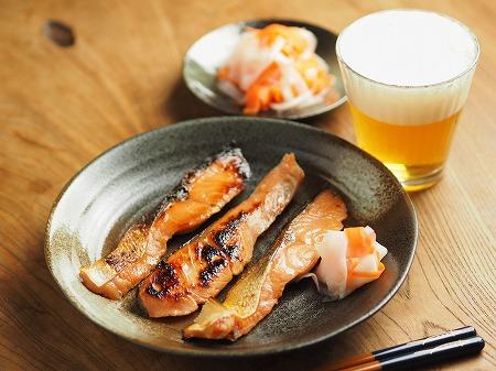 メシ通秋鮭の味噌漬け010