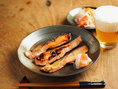 メシ通秋鮭の味噌漬け007