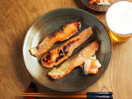 メシ通秋鮭の味噌漬け011