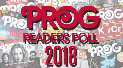 Prog Readers Poll 2018