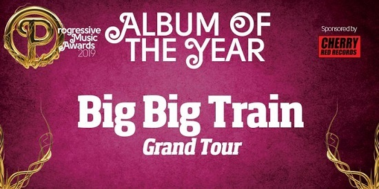 Big Big Train 2019