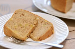 マロンシフォンケーキ1
