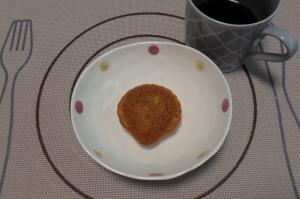 減量期の食事39朝食1