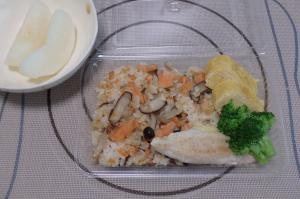 減量期の食事39昼食