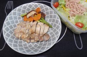 減量期の食事39夕食