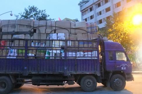 成都トラック